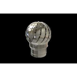 Chapeau aspirateur rotatif