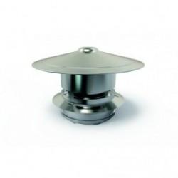 Chapeau anti-refouleur Diamètre-Ø125/175