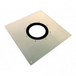 Plaque d'étanchéité galva de 0 à 45° Référence compatible-20